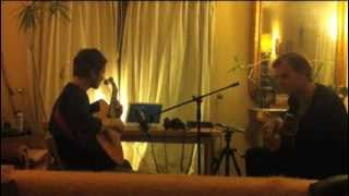 DA LATA - Oabano Bernardo Savill and Chris Franck guitar duo