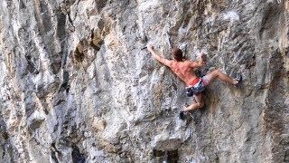 Stalker 8b / 5.13d (Zigeunerloch, Grazer Bergland) | Uncut Ascent by Mani the Monkey