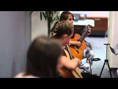 Monika Szubart - Lekcja: Gitara Klasyczna
