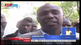 Sabaot Leaders Want Gideon Moi To Run For Presidency