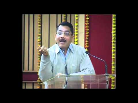 Mr. Raviraj Singh-'How can Swami Vivekananda help us fight challenges in life?' at IIT Kanpur