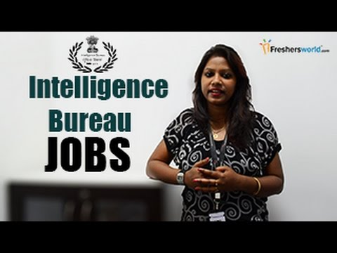Intelligence Bureau Recruitment Notification 2018–  Police jobs, by IPS, IRS, Exam Dates & Results