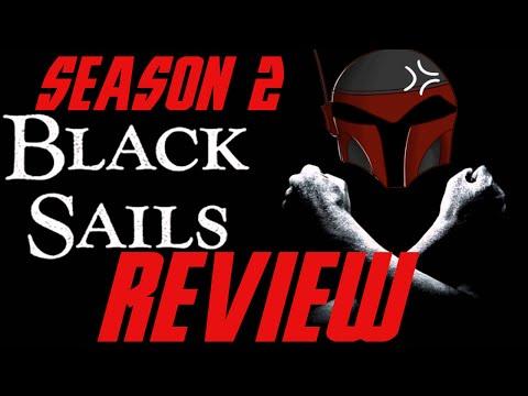 Black Sails Complete Season 2 Review
