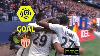 SM Caen vs AS Monaco (0 - 3) : Kylian MBAPPE (13') goal. All SM Caen vs AS Monaco goals in video. Ligue 1 - Season ...