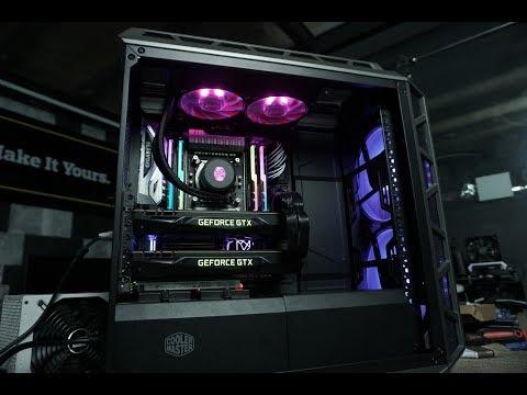 i9-7980XE + X299 Designare EX + GTX Titan X Pascal SLI + Intel 750 1,2TB   Build Your Own PC