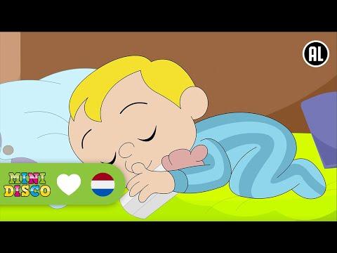 Slaap Kindje Slaap | Slaapliedje | TEKENFILM | Liedjes voor peuters en kleuters | Minidisco