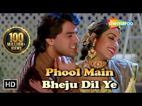 Salma Pe Dil Aaga Ya  - Phool Main Bheju Dil Ye - Kumar Shanu - Lata Mangeshkar