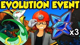 THE BEST Pokemon Masters Event Yet! More Rewards and 3 FREE Evolution Crystals! by Verlisify