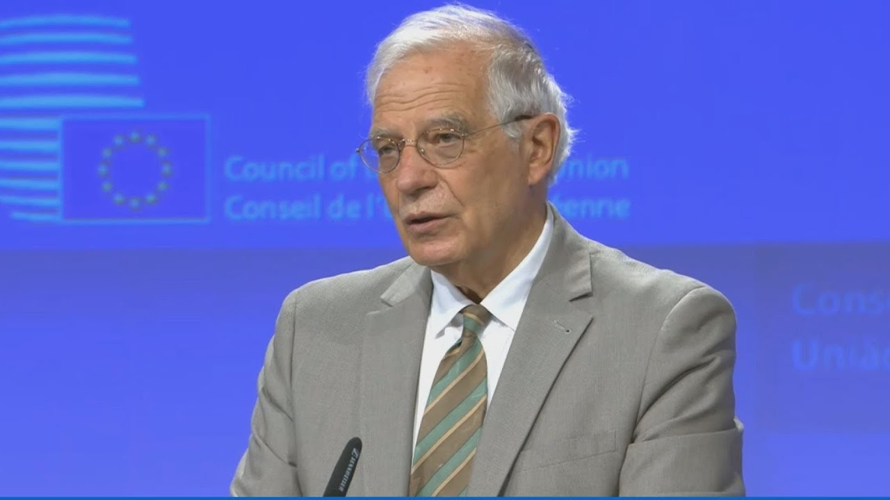 Δήλωση του Ζ. Μπορέλ για την τουρκική δραστηριότητα σχετικά με τις εξορύξεις στην Α. Μεσόγειο