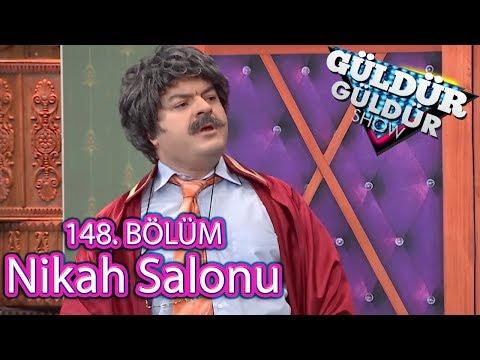Güldür Güldür Show 148. Bölüm, Nikah Salonu
