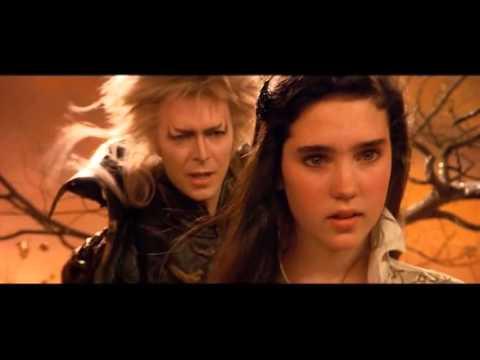 Labyrinth Underground Music Video - David Bowie & Jennifer Connelly