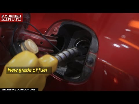Video: New grade of fuel
