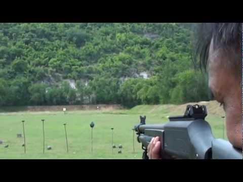 ปืนลูกซอง - ทดลองยิงปืน ลูกซองออโต้ hatsan mp a กระบอกใหม่ กลุ่มกระสุนเยื่ยมครับ สำหรับปืนที่มีลำกล้อง 20...