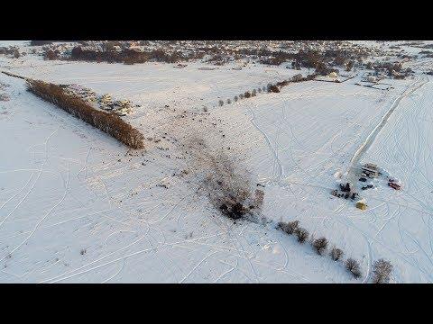 Что произошло на борту Ан-148 перед крушением (видео)