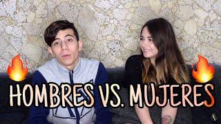 HOMBRES vs. MUJERES con Ramy Chaaban   Patricia Echeverría