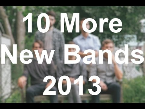 10 More New Rock/Indie/Pop-Punk Bands 2013