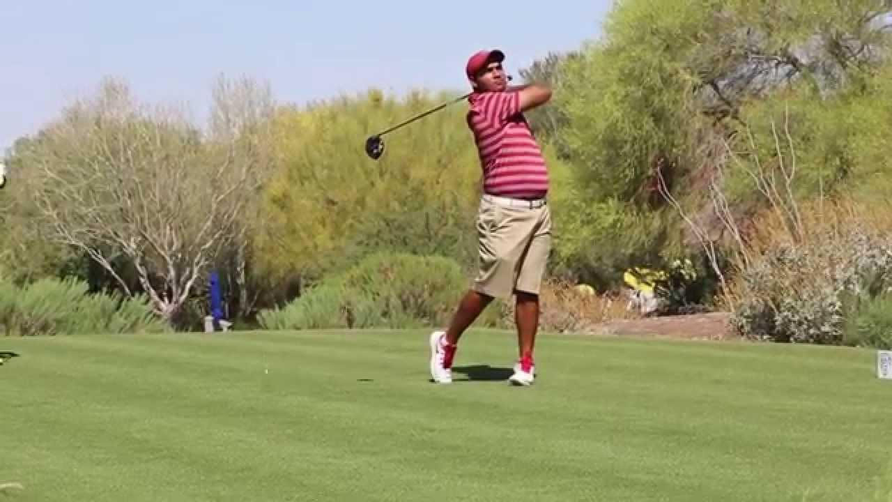 Stanford Golf – Viraat Badhwar – 2014 Pac-12 Championships