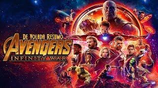 De Volada Resumo Avengers Infinity War