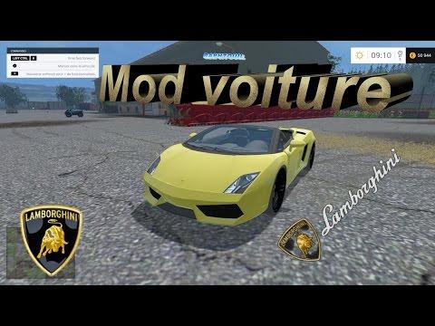 Lamborghini Gallardo Spyder v1.0