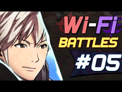 Fire Emblem Fates: Online Wi-Fi Battles #5 - Time To Even The Odds