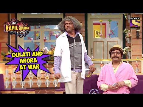 Mashoor Gulati Fights With His Childhood Friend, Rajesh Arora - The Kapil Sharma Show