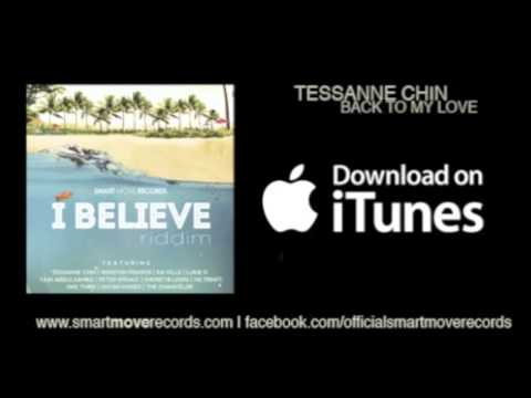 Tessanne chin – Back To My Love (I Believe Riddim) The Voice!