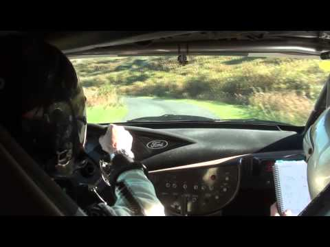 Mull Rally Record broken by Peter Taylor