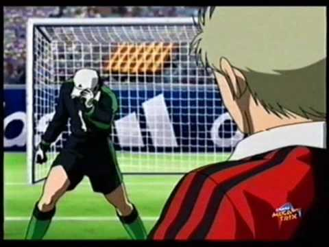 FINAL - Captain tsubasa J Super campeones Super Campeones Road to 2002.