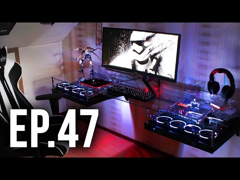 Video Room Tour Project 47 - Best Gaming and Desk Setups download in MP3, 3GP, MP4, WEBM, AVI, FLV January 2017