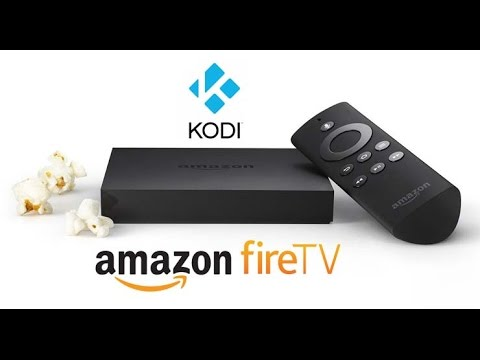 How to install Kodi on Amazon Fire TV and Fire TV 4K?