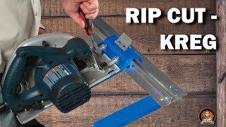Gabarito para Serra Circular (Rip Cut) - KREG