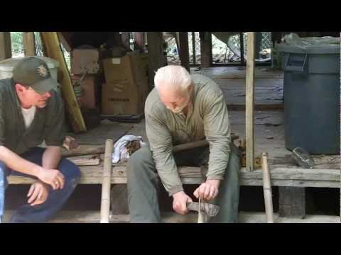 wilderness survival - A to Z friction fire training from Wilderness Skills Instructors Madison Parker and Bobby Plude. This is an in-depth look a the skill from making the Bamboo ...