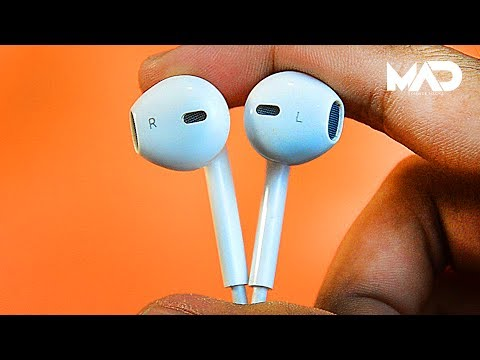 Video How to make your Earphones Wireless! download in MP3, 3GP, MP4, WEBM, AVI, FLV January 2017