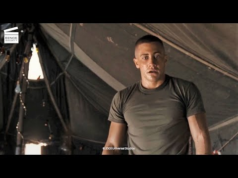 Jarhead: Anthony loses his mind HD CLIP