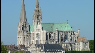 Chartres France  city pictures gallery : Chartres Cathedral, and the old town. UNESCO