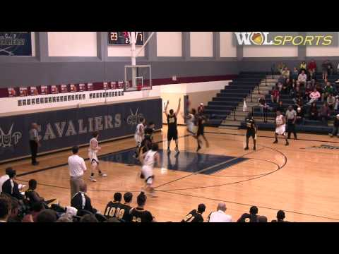 Men's Basketball Highlights: The Woodlands College Park vs. Conroe, 2010