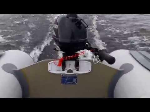 лодка и мотор сузуки 5лс видео
