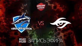 Vega vs Secret, DreamLeague S.7, game 2 [Maelstorm, 4ce]