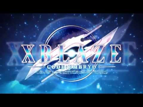 XBLAZE Code Embryo (PS VITA)