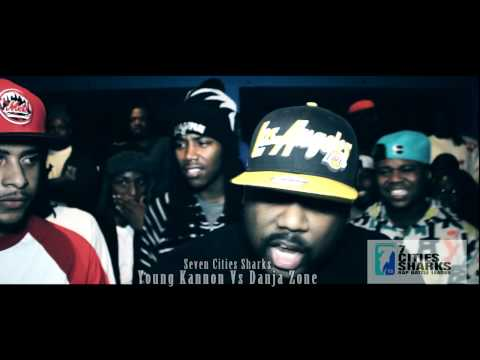 7 CITIES SHARKS PRESENTS::YOUNG KANNON VS DANJA ZONE(PIT FIGHTS)::NIGHT OF THE GREAT WHITES::12.8.12