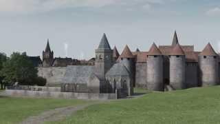 Boulogne-sur-Mer France  city photo : Boulogne-sur-Mer au Moyen-Age