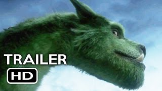 Pete's Dragon Official Trailer #1 (2016) Bryce Dallas Howard Live-Action Disney Movie HD by Zero Media
