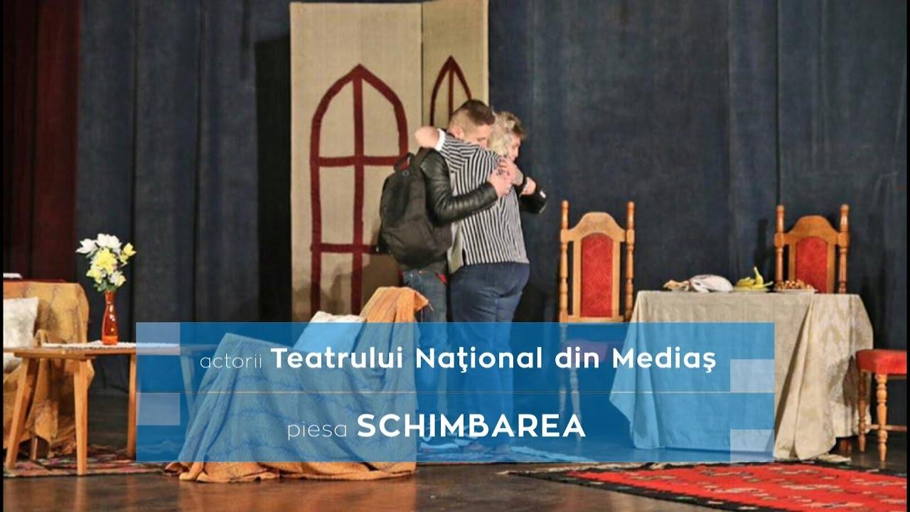 ACTORI din Teatrul Mediaş - Piesa