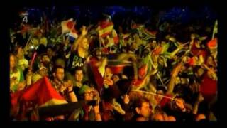 K'Naan & will.i.am - Wavin' Flag (Live @ FIFA World Cup Kick-Off Celebration Concert 2010)
