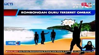 Download Video Kronologi Rombongan Guru Terseret Ombak Laut Selatan di Pantai Payangan - SIS 11/02 MP3 3GP MP4