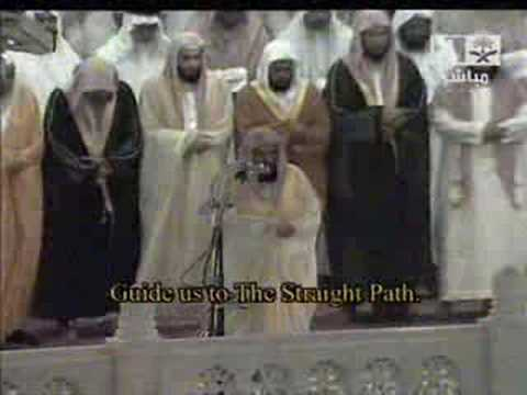 sudais - Ramadhan 1429 Makkah Taraweeh ~ 1st Night 2nd Ten Rak'aah led by Sheikh Abdur Rahman As Sudais.