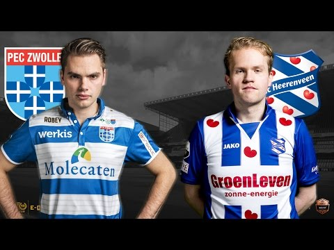 Niels Krist verliest van PEC Zwolle