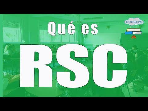 La Responsabilidad Social Corporativa (RSC)