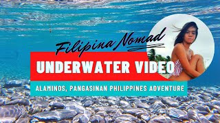 Alaminos , Pangasinan Underwater Video