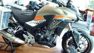 8. Honda CB500x 2016 Full Option